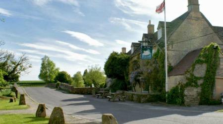The Swan Inn Swinbrook