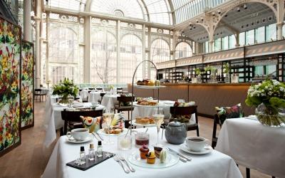 Royal Opera House Afternoon Tea