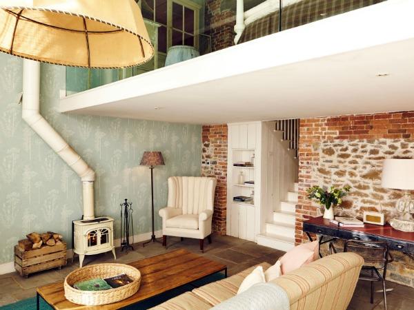 Walled Garden Room Babington House