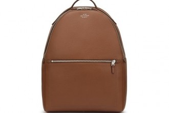 Smythson Burlington Small Backpack