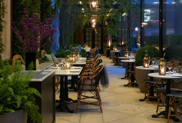 Dalloway terrace mensos concierge luxury lifestyle for Dalloway terrace hotel